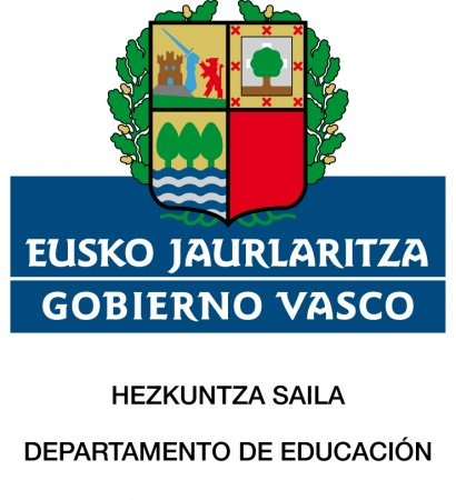Gobierno Vasco. Departamento de Educación.
