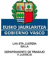 DPTO. DE TRABAJO Y JUSTICIA. GOBIERNO VASCO