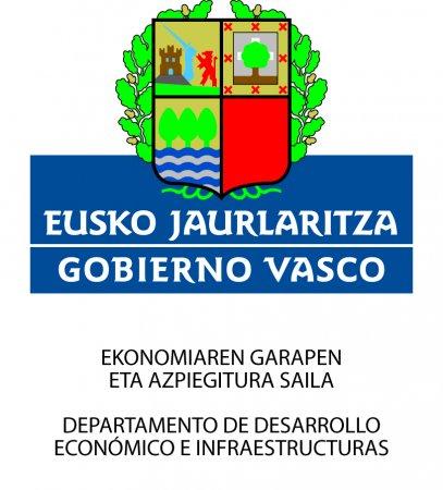 Departamento de Desarrollo Económico e Infraestructuras. Gobierno Vasco/Eusko Jaurlaritza