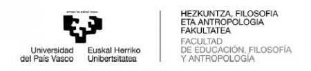 Facultad HEFA UPV/EHU