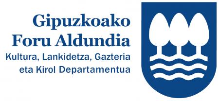 Departamento de Cultura-Diputación Foral de Gipuzkoa
