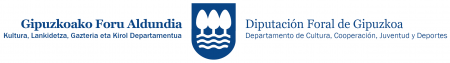 Dirección  General de Cultura de la Diputación Foral de Gipuzkoa