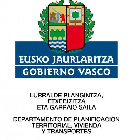 Departamento Planificación Territorial , Vivienda y Transportes, del Gobierno Vasco