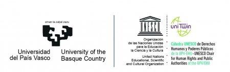Cátedra de Derechos Humanos y Poderes Públicos de la Universidad del País Vasco