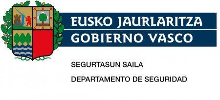 Departamento de Seguridad del Gobierno Vasco