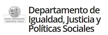 Departamento de Empleo y Políticas Sociales. Gobierno Vasco