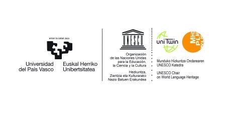 MUNDUKO HIZKUNTZA ONDAREAREN UNESCO KATEDRA