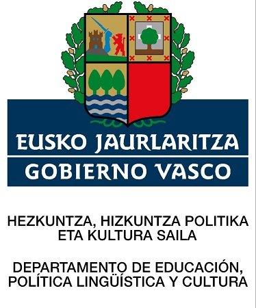 Departamento de educación, política lingüística y cultura. Gobierno Vasco