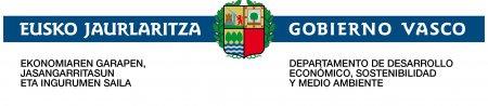 Eusko Jaurlaritza- Gobierno Vasco. Departamento de Desarrollo Económico, Sostenibilidad y Medio Ambiente