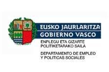 Departamento de Empleo y Políticas Sociales del Gobierno Vasco