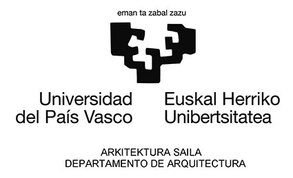 Department of Architecture of the UPV/EHU