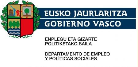 Dpto. Políticas Sociales, Empleo y Políticas Sociales. Gobierno Vasco /Eusko Jaurlaritza.