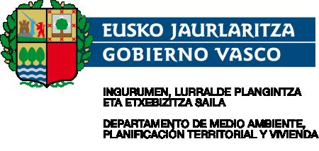 Gobierno Vasco. Dpto de Medio Ambiente, Planificación Territorial y Vivienda